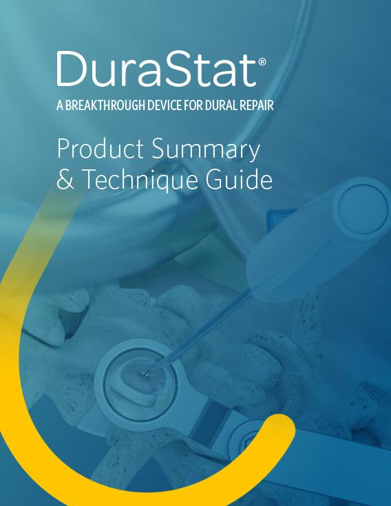 DuraStat Technique Guide